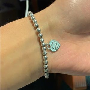 Tiffany and Co Turquoise Bracelet
